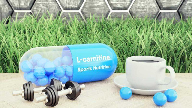 karnitín suplement užívanie chudnutie