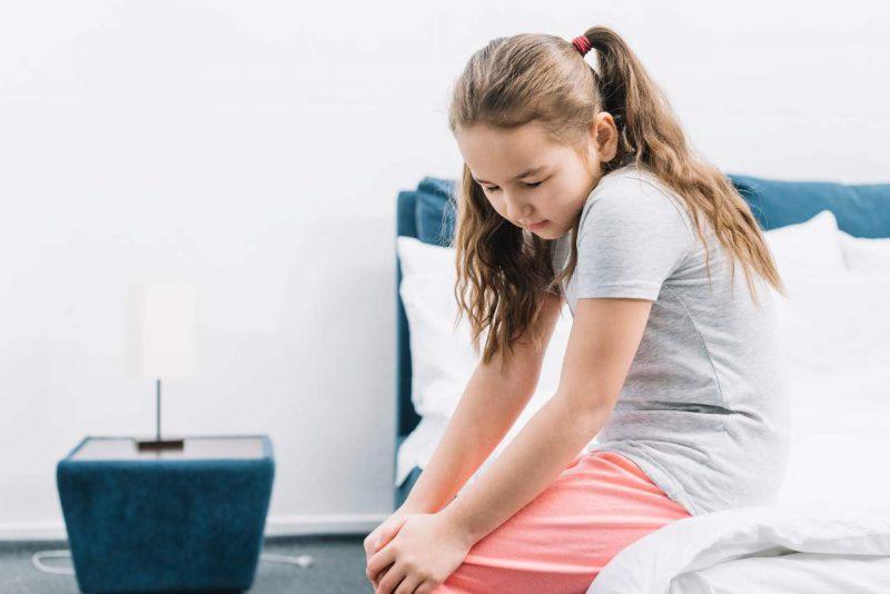 rastové bolesti u detí