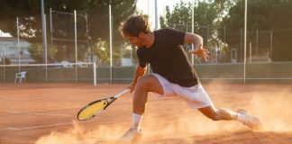 bezlepková diéta a šport novak djokovic tenis