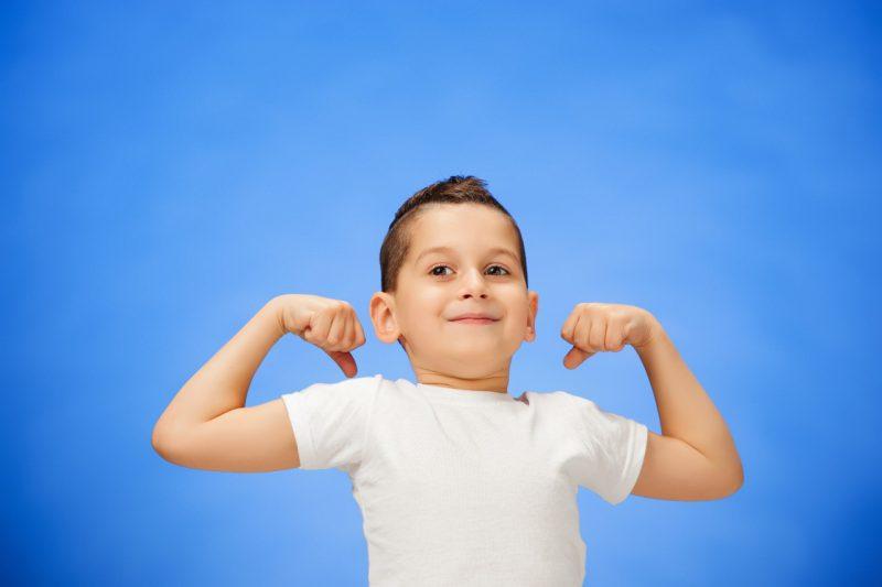 deti posilnovanie suplementy protein